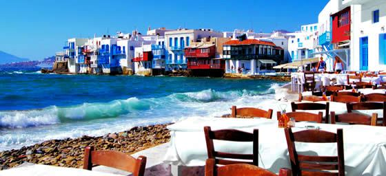 Andros - cafe