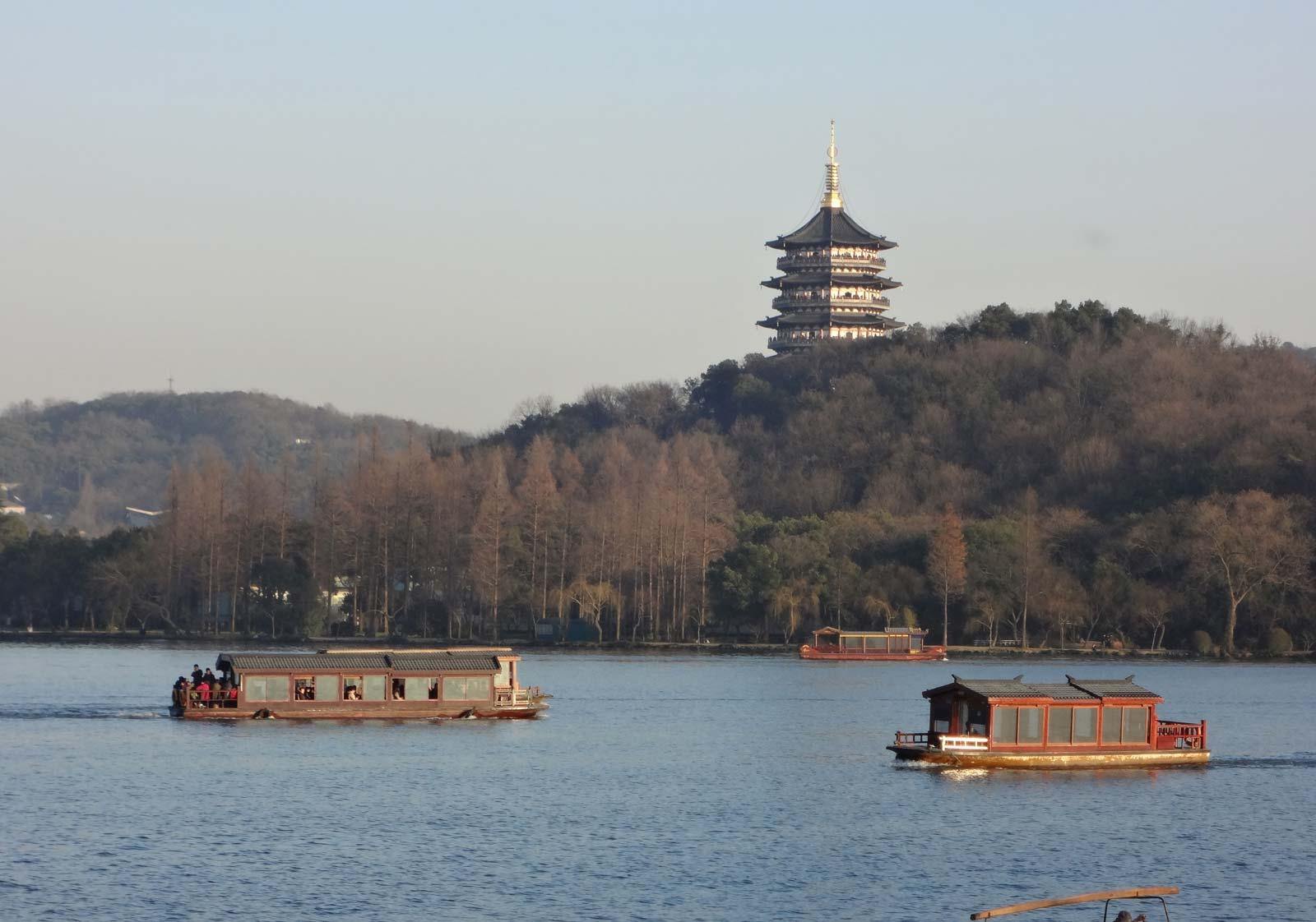 Leifeng-Pagoda-Hangzhou