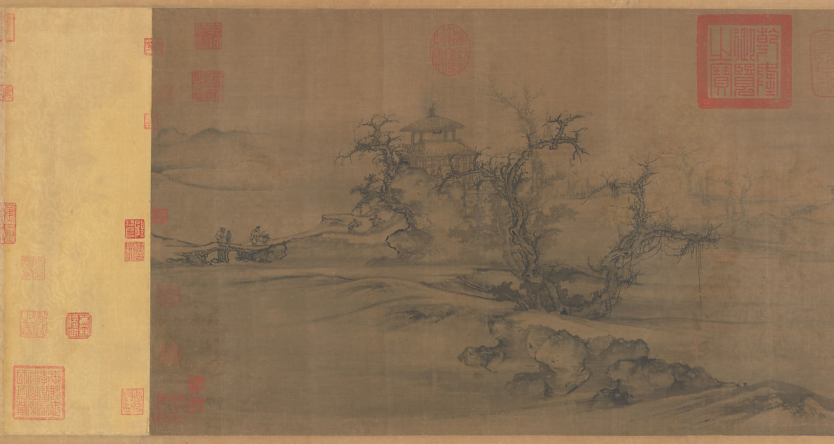 chinese ink wash